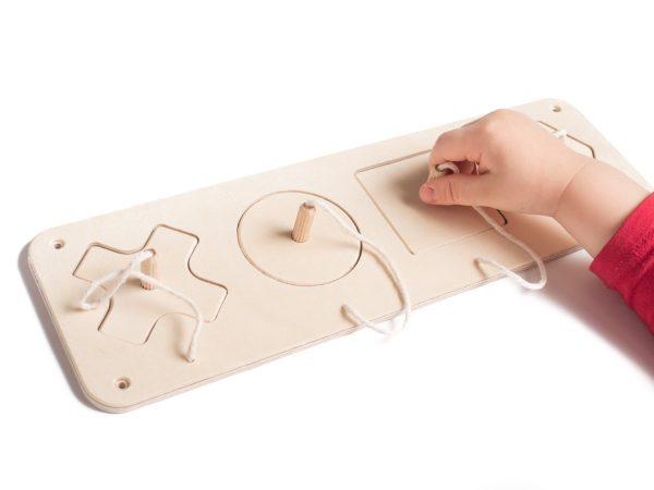 układanka do tablicy manipulacyjnej/sensorycznej